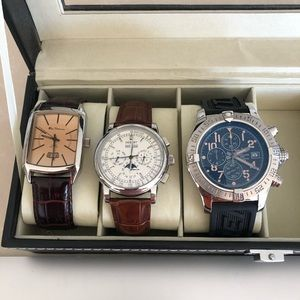 Three Beautiful watches for man ,